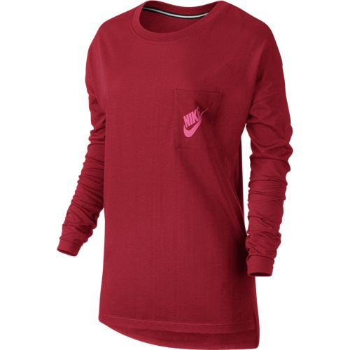 Nike dámske tričko - 726070-657 empty c25dff89911