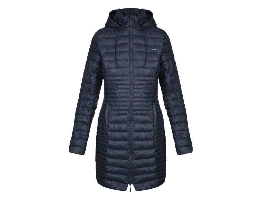 586b8c5ada9a LOAP dámsky kabát - JOMANA modrá empty