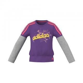 Adidas detské tričko - G81381